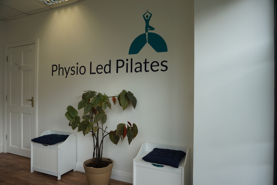 Our New Pilates Studio